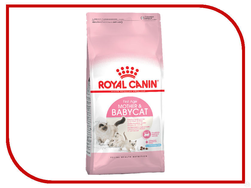 Mother and baby cat корм royal canin